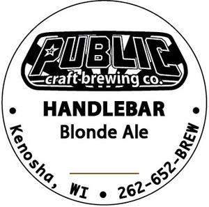 Handlebar Blonde Ale