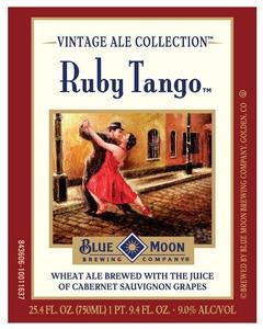 Blue Moon Ruby Tango