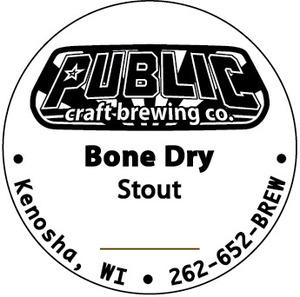 Bone Dry Stout