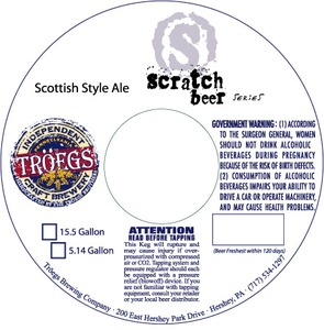 Troegs Scottish Style Ale June 2013