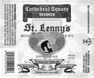 Cathedral Square Brewery St. Lenny's