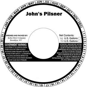 John's Pilsner