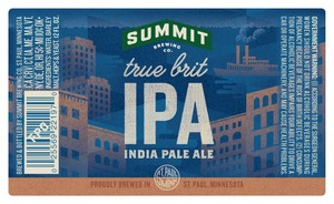 Summit Brewing Company True Brit