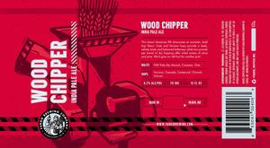 Fargo Brewing Company Wood Chipper