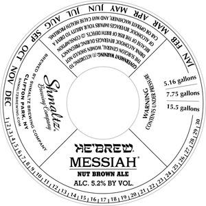 He'brew Messiah Nut Brown