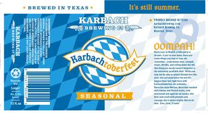Karbach Brewing Co. Karbachtoberfest