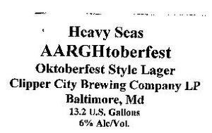 Heavy Seas Aarghtoberfest