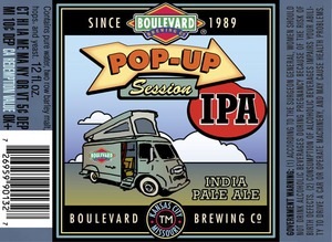 Pop-up Session Ipa India Pale Ale