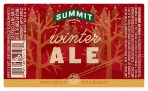 Summit Brewing Company Winter