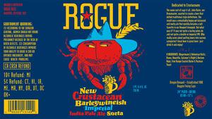 Rogue New Crustacean