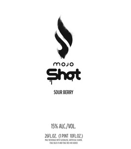 Mojoshot Sour Berry