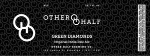 Other Half Brewing Co. Green Diamonds