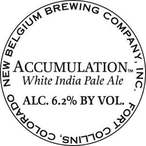 New Belgium Brewing Company Accumulation