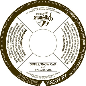 Pyramid Super Snow Cap