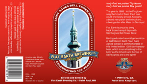 Saint Agnes Bell Tower Brew
