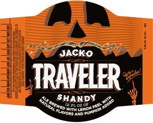 Jack-o-traveler Shandy