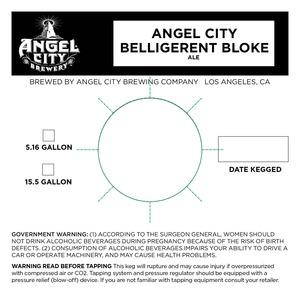Angel City Belligerent Bloke