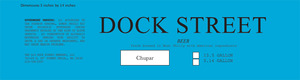 Dock Street Chupar