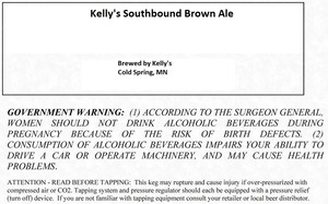 Kelly's Southbound