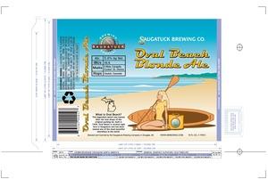 Saugatuck Brewing Company Oval Beach Blonde