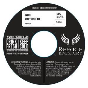Refuge Brewery Oracle