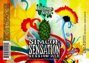 Odd Side Ales Simcoe Sensation