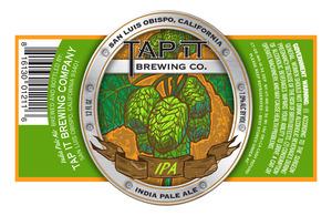 Tap It India Pale Ale