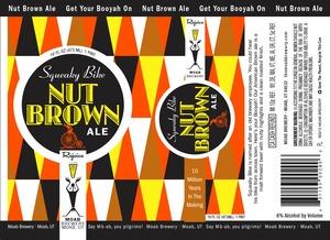 Squeaky Bike Nut Brown