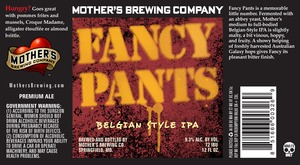 Mother's Brewing Company Fancy Pants