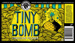 Wiseacre Brewing Company Tiny Bomb American Pilsner