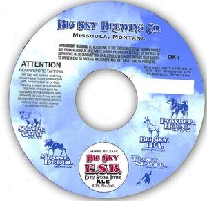 Big Sky Brewing Company E.s.b.