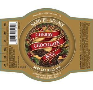 Samuel Adams Cherry Chocolate Bock