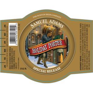 Samuel Adams Holiday Porter