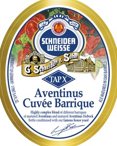 G. Schneider & Sohn Aventinus Cuvee Barrique