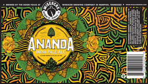 Wiseacre Brewing Company Ananda India Pale Ale