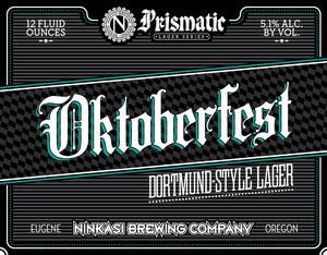 Ninkasi Brewing Company Oktoberfest