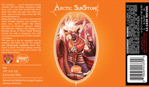Amager Arctic Sun Stone
