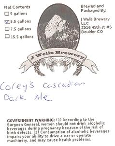 Corey's Cascadian Dark