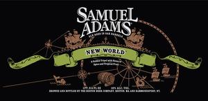 Samuel Adams New World