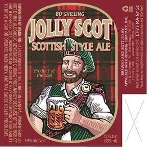 Appalachian Brewing Co Jolly Scot