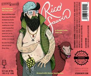Rico Sauvin Double India Pale Ale