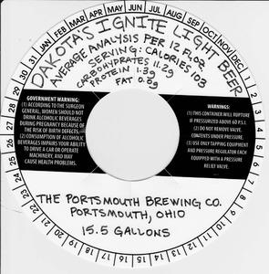 The Portsmouth Brewing Co. Dakota's Ignite