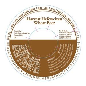 Craft Brew Alliance, Inc. Harvest Hefeweizen