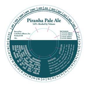 Craft Brew Alliance, Inc. Piranha Pale