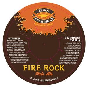Kona Brewing Co. Fire Rock