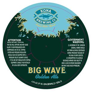 Kona Brewing Co. Big Wave