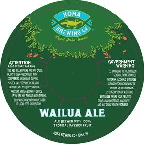 Kona Brewing Co. Wailua