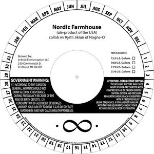 In'finiti Fermentation Nordic Farmhouse