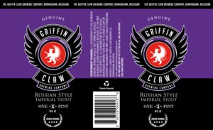 Griffin Claw Brewing Company Russian Style