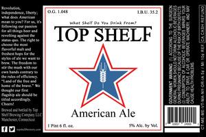 Top Shelf Brewing Company LLC